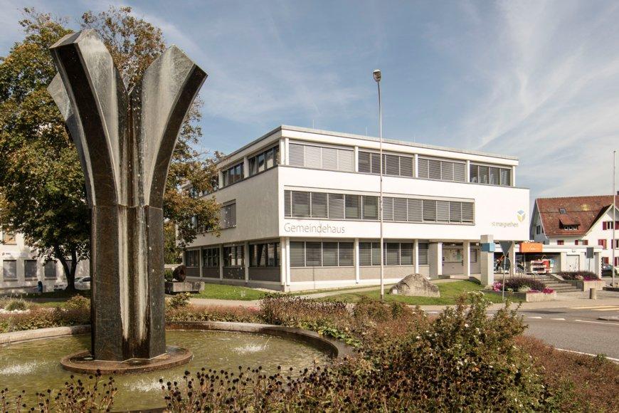 Gemeindehaus St. Margrethen